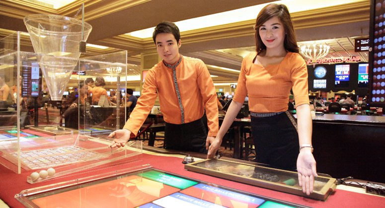 Casino dealer jobs philippines