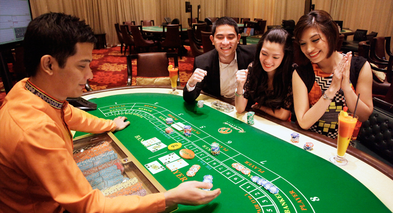 Baccarat Super 6 | Resorts World Manila