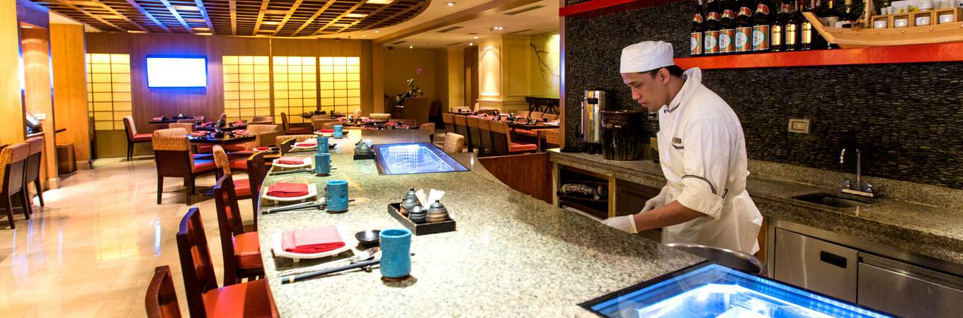 Authentic japanese and korean food by ginzadon resorts for Aoi japanese cuisine newport ky