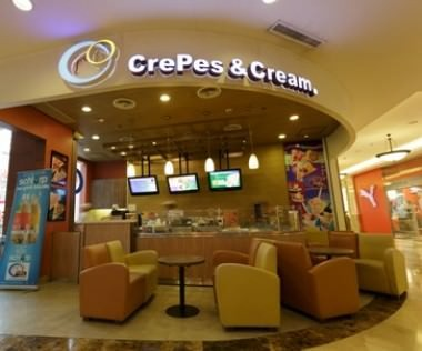 Crepes And Cream